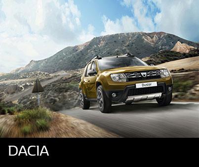 Dacia-Neuwagen