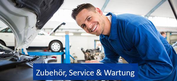 Zubehör Service Wartung bei Autohaus Beisswänger Renault & Dacia Reutlingen